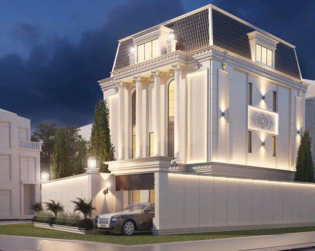 Hé lộ không gian riêng tư của vợ chồng Huyền Baby trong biệt thự triệu đô giữa Sài thành-4