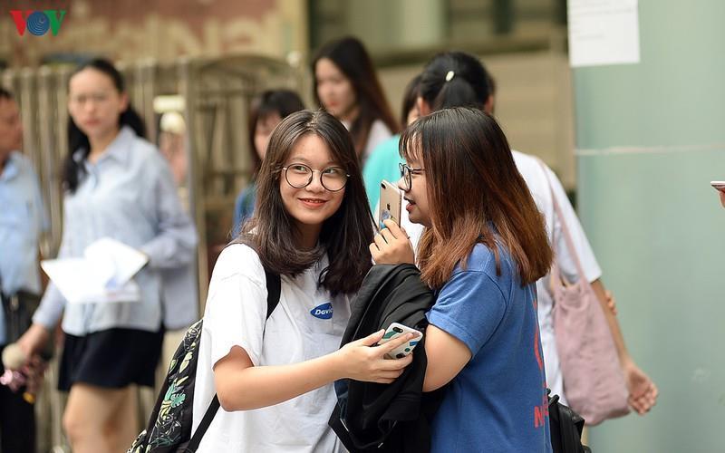 Những trường đại học nào tuyển sinh bằng kết quả thi tốt nghiệp THPT?-1