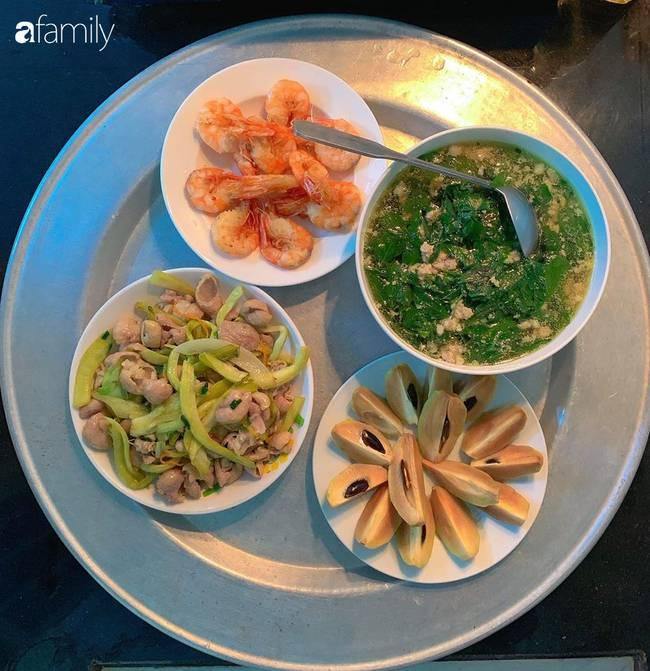 Chi tiền chợ trung bình 40 nghìn/bữa cho gia đình 4 người nhưng mâm cơm của mẹ đảm Hà Nội luôn đầy đặn đến bất ngờ-2