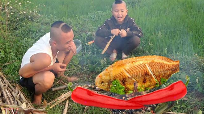 Diện mạo ban đầu và cuộc sống khó khăn của hai anh em Tam Mao trước khi nổi tiếng-4
