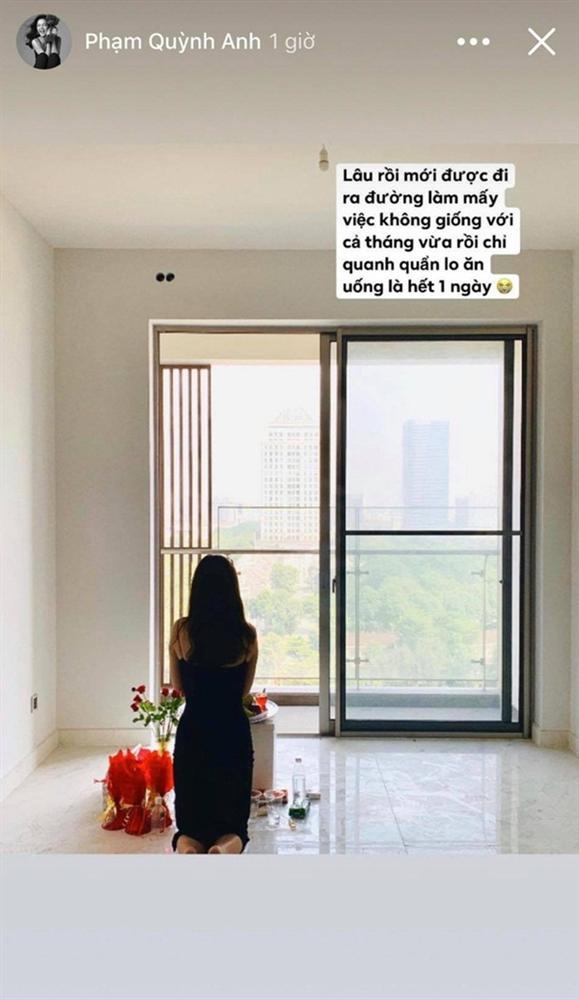 Phạm Quỳnh Anh tậu nhà mới hậu ly hôn, chỉ hé lộ một góc đã thấy giá trị không hề nhỏ-1