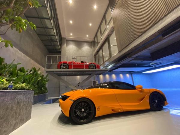 Ngôi nhà hạnh phúc trưng siêu xe của Cường Đô la-3