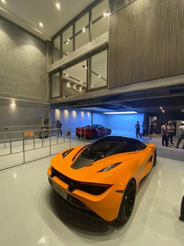 Ngôi nhà hạnh phúc trưng siêu xe của Cường Đô la-4