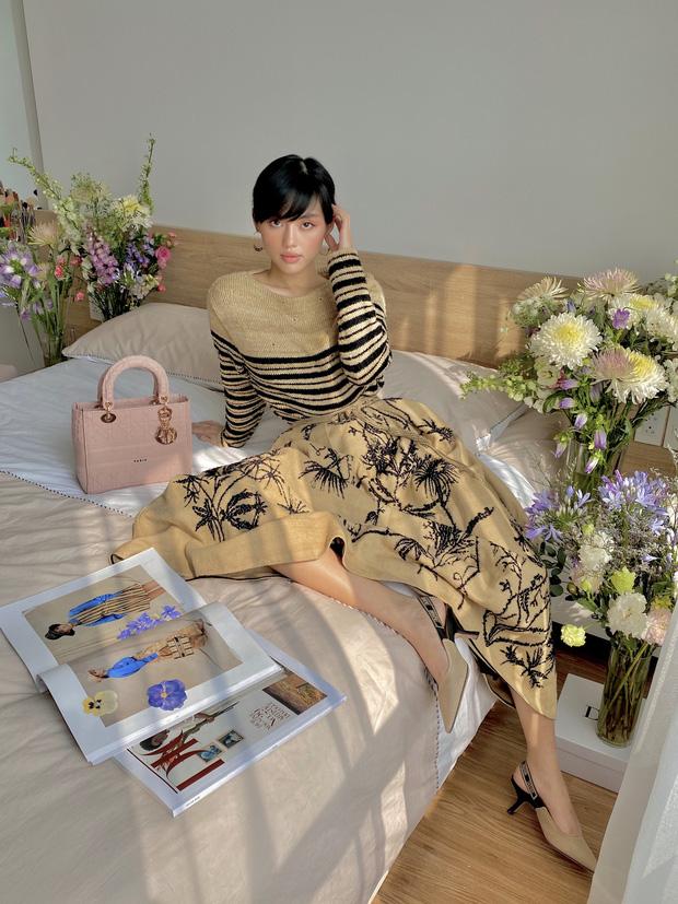 Nhà thuê nhưng Khánh Linh vẫn chi tới 400 triệu tiền decor, tủ mua tít bên Pháp mất 3 tháng mới ship về đến nơi-8