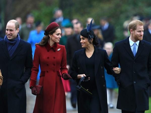 Meghan Markle nói Hoàng gia Anh thiên vị công nương Kate-1