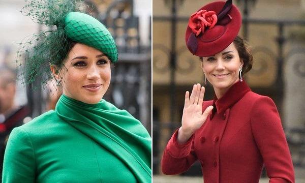 Meghan Markle nói Hoàng gia Anh thiên vị công nương Kate-2