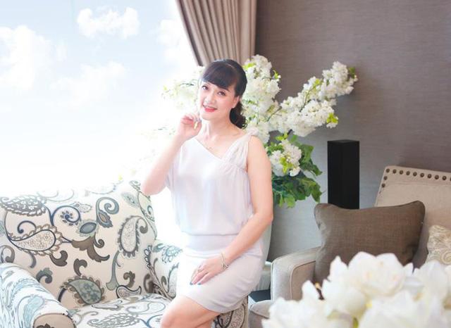 Căn hộ sang trọng của nữ diễn viên Vân Dung-1
