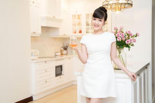 Căn hộ sang trọng của nữ diễn viên Vân Dung-5