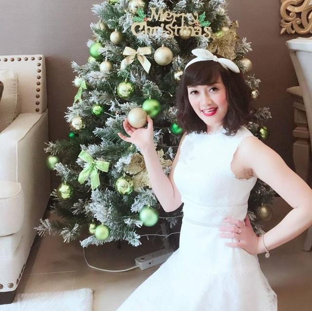 Căn hộ sang trọng của nữ diễn viên Vân Dung-7