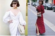 Văn Mai Hương thay đổi hoàn toàn gu thời trang sau khi giảm cân