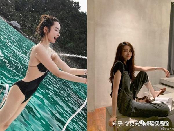 Tiết lộ loạt ảnh được cho là chưa qua dao kéo của Tuesday nổi tiếng bậc nhất Trung Quốc và người vợ kín tiếng nhưng khí chất của chủ tịch Taobao-2