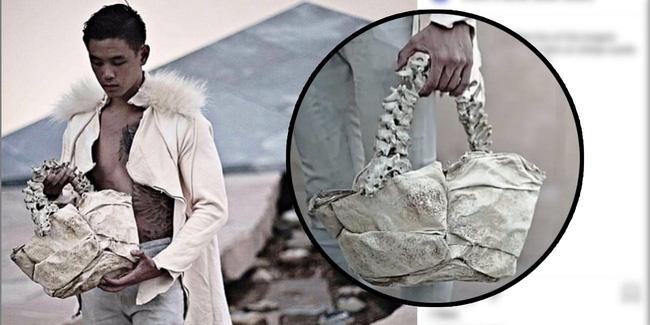 Sử dụng xương sống của trẻ em để làm quai túi xách, nhà thiết kế thời trang nổi tiếng bị cộng đồng mạng đánh sập tài khoản-1