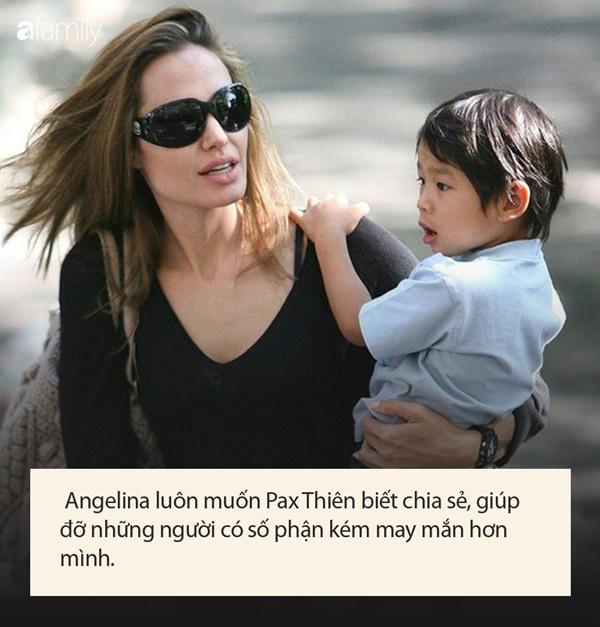 Cậu bé người Việt được Angelina Jolie nhận nuôi ngày ấy - bây giờ: Lột xác từ tính cách đến ngoại hình, luôn được mẹ dặn ghi nhớ 1 điều-7