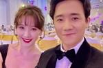 Vợ chồng Hari Won - Trấn Thành cà khịa nhau khắp mọi nơi, fan lại được phen cười nghiêng ngả-3
