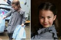 Con gái duy nhất của nhà Cambridge đã xuất hiện trong bộ ảnh đặc biệt nhân dịp sinh nhật tròn 5 tuổi vào hôm nay (2/5).