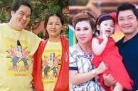 Chân dung vợ đại gia kín tiếng của Hoàng Mập, Kinh Quốc: đã khéo chăm con lại cực giàu có