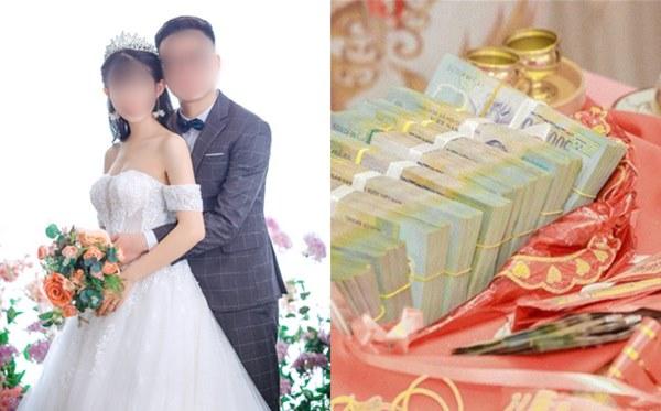 """Kiểm tiền mừng cưới xong, chú rể tuyên bố: Vợ cũng không bằng mẹ"""" nhưng vừa dứt lời đã gặp ngay phản ứng sốc"""" của cô dâu khiến anh tái mặt-1"""