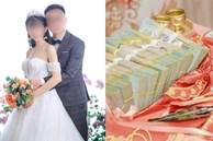 """Kiểm tiền mừng cưới xong, chú rể tuyên bố: """"Vợ cũng không bằng mẹ"""" nhưng vừa dứt lời đã gặp ngay """"phản ứng sốc"""" của cô dâu khiến anh tái mặt"""