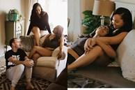 """Chung sống 12 năm chồng cưới thêm vợ nữa, """"vợ cả"""" hỉ hả vui mừng để 3 người ngủ chung"""