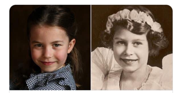 Người hâm mộ hoàng gia tranh luận Công chúa Charlotte giống ai trong bức hình mới nhất và kết quả cuối cùng khiến ai cũng bất ngờ với nhân vật xa lạ-2