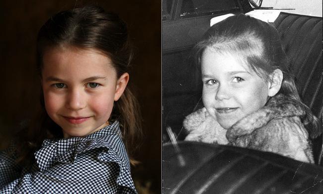 Người hâm mộ hoàng gia tranh luận Công chúa Charlotte giống ai trong bức hình mới nhất và kết quả cuối cùng khiến ai cũng bất ngờ với nhân vật xa lạ-3