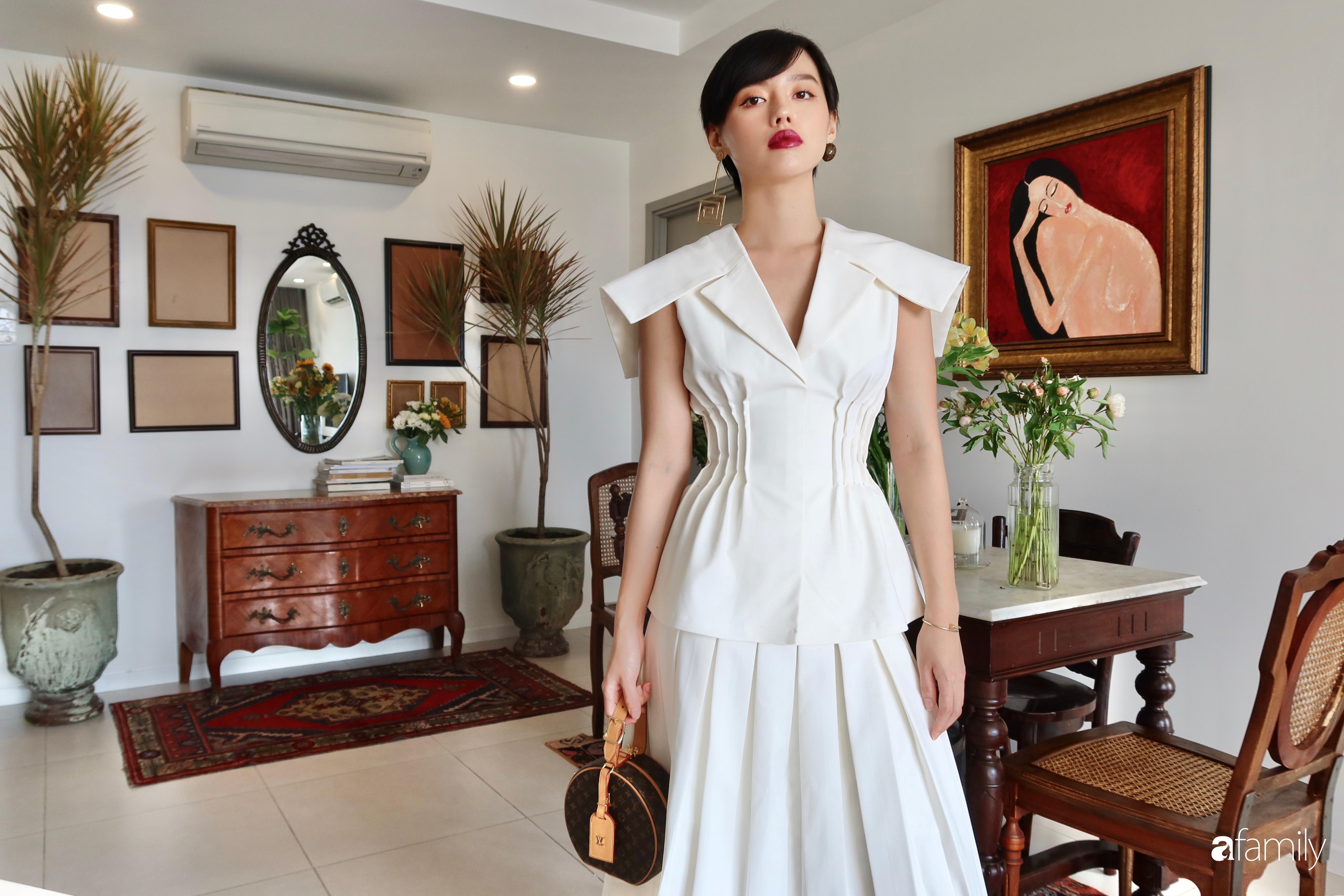 Khánh Linh The Face chịu chi 400 triệu đồng để cải tạo căn hộ đi thuê với diện tích 110m² thành tổ ấm đẹp như thơ-8