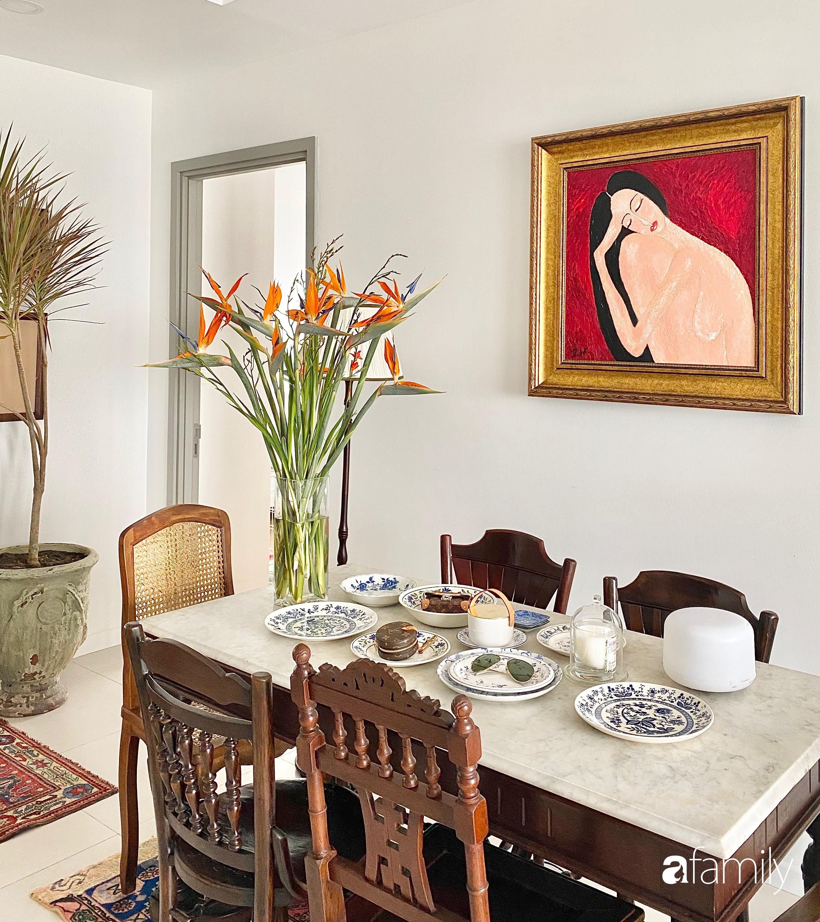 Khánh Linh The Face chịu chi 400 triệu đồng để cải tạo căn hộ đi thuê với diện tích 110m² thành tổ ấm đẹp như thơ-15