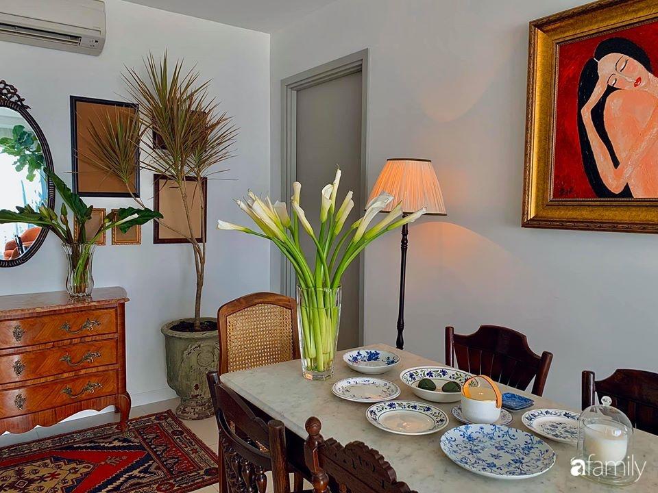 Khánh Linh The Face chịu chi 400 triệu đồng để cải tạo căn hộ đi thuê với diện tích 110m² thành tổ ấm đẹp như thơ-17