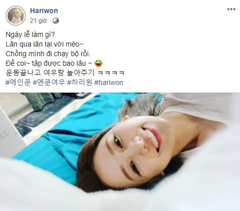 Vợ chồng Hari Won - Trấn Thành cà khịa nhau khắp mọi nơi, fan lại được phen cười nghiêng ngả-1