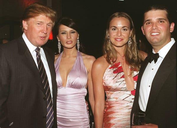 Sau 2 năm ly hôn, con dâu cũ của Tổng thống Trump do chính ông lựa chọn vẫn khiến nhà chồng nể trọng và yêu thương nhờ cách ứng xử khéo léo hơn người-2