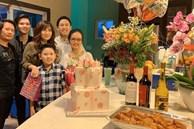 Chuyện xưa nay hiếm: Vợ cũ Bằng Kiều đến dự sinh nhật mẹ chồng, sau ly hôn giữ mối quan hệ bất ngờ