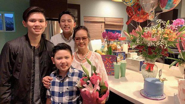 Chuyện xưa nay hiếm: Vợ cũ Bằng Kiều đến dự sinh nhật mẹ chồng, sau ly hôn giữ mối quan hệ bất ngờ-2