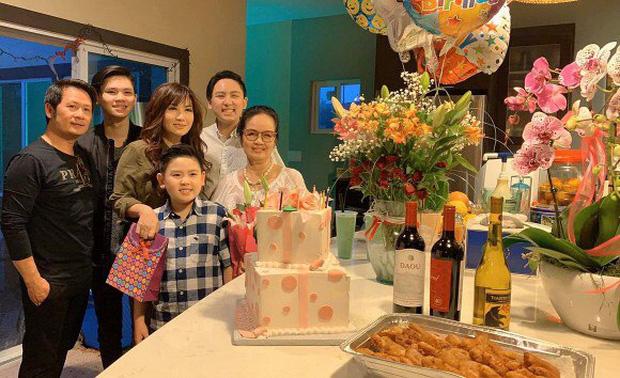 Chuyện xưa nay hiếm: Vợ cũ Bằng Kiều đến dự sinh nhật mẹ chồng, sau ly hôn giữ mối quan hệ bất ngờ-1