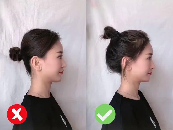 Mùa Hè hay búi tóc, chị em nhớ thêm 1 bước này để trẻ xinh hơn-1