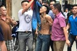 Nam thanh niên nghi ngáo đá, mở van gas cố thủ trong tiệm tạp hóa-1