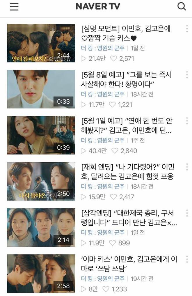 Thành tích bết bát tại quê nhà, Quân Vương Bất Diệt của Lee Min Ho là con ghẻ quốc dân, con cưng quốc tế?-7