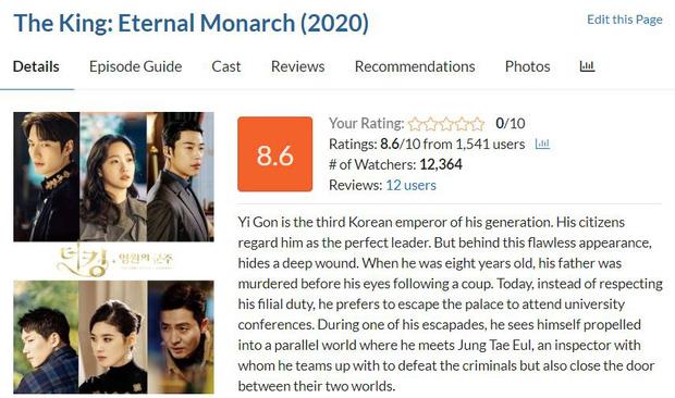 Thành tích bết bát tại quê nhà, Quân Vương Bất Diệt của Lee Min Ho là con ghẻ quốc dân, con cưng quốc tế?-12