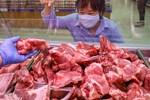 Nhộn nhịp mua bán thịt lợn nhập khẩu trên mạng vì giá rẻ-3