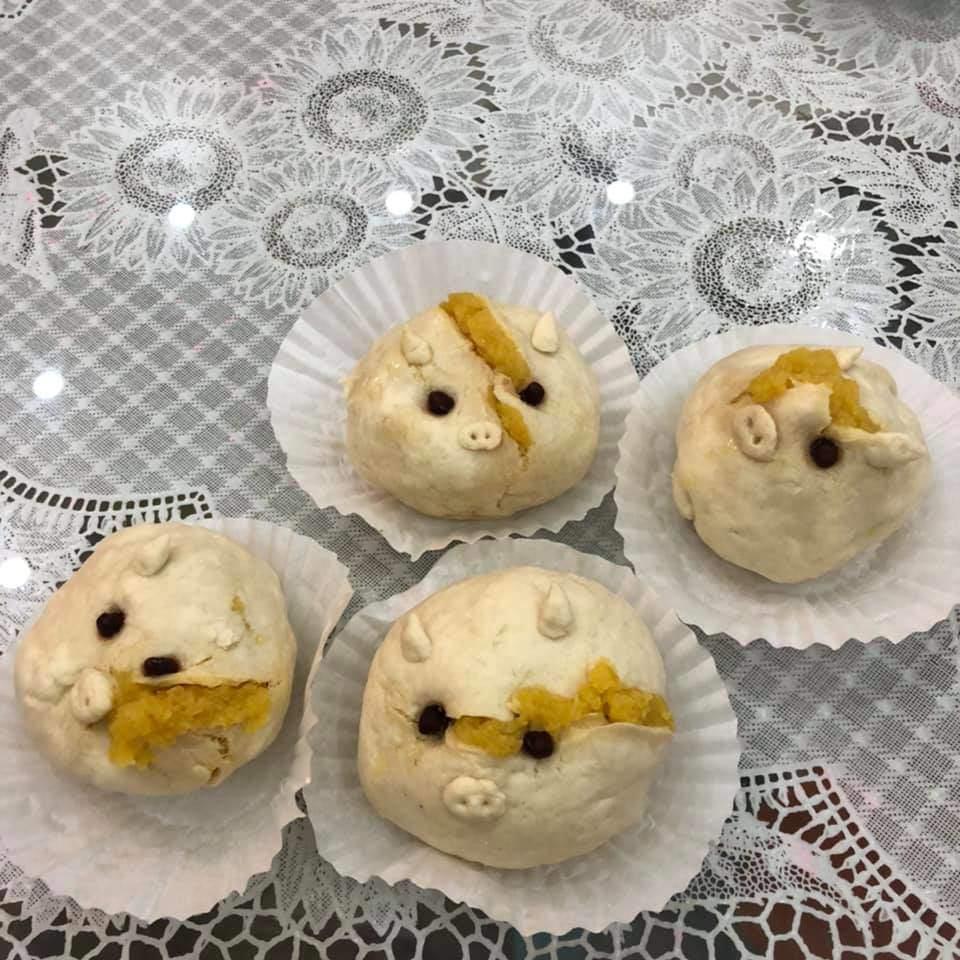 Phan Như Thảo làm bánh bao hình thú và cái kết không toang như hội chị em ghét bếp-5