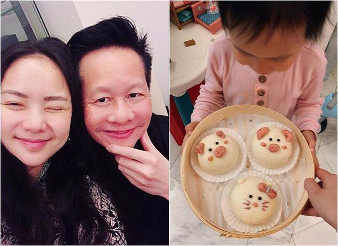 Phan Như Thảo làm bánh bao hình thú và cái kết không toang như hội chị em ghét bếp-8