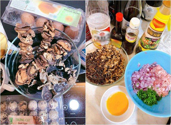 Phan Như Thảo làm bánh bao hình thú và cái kết không toang như hội chị em ghét bếp-15