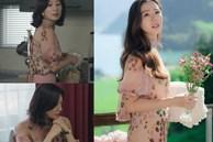 Son Ye Jin xinh tươi phơi phới trong chiếc áo hoa nhưng vẫn thua nhẹ bà cả 'Thế Giới Hôn Nhân' về độ sang trọng, quý phái