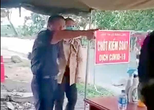Phó chủ tịch HĐND huyện quậy chốt kiểm dịch bị bãi nhiệm-1