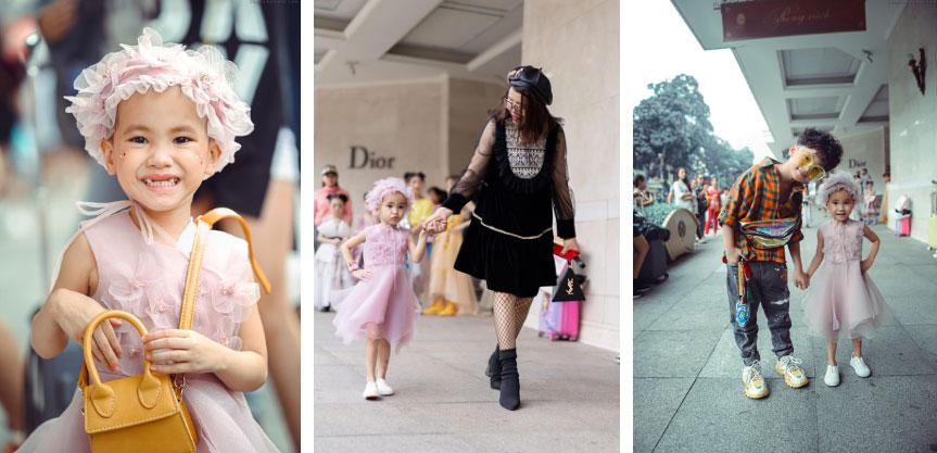 Bé Hà My - mẫu nhí 4 tuổi bị ung thư từng được hoa hậu HHen Niê bế trên sàn catwalk khiến bao người rơi nước mắt đã qua đời-7