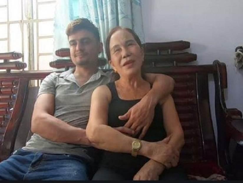 Cặp đôi vợ 65 tuổi – chồng kém 41 tuổi xôn xao MXH: Nhân vật chính lên tiếng!-1