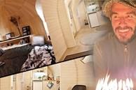 David Beckham mừng sinh nhật tuổi 45 bên gia đình, dân tình chỉ dán mắt vào căn 'chòi nhỏ' tránh dịch cả trăm tỷ của anh