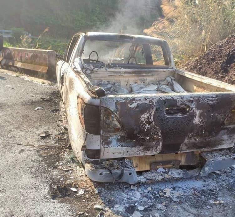 Vụ thi thể cháy đen trong xe ô tô: Chuẩn bị hậu sự cho bí thư xã-1