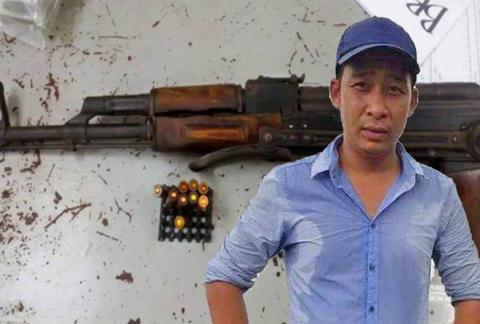 18 người liên quan vụ Tuấn Khỉ xả súng ở Củ Chi-1