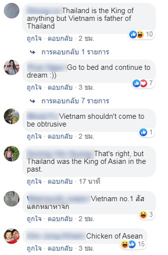 Tranh cãi nảy lửa khi AFC đăng ảnh Thái Lan là ông vua Đông Nam Á: Fan Việt phản bác mạnh mẽ, nhưng lý luận của đối phương lại chỉ ra sự thật đắng lòng-3