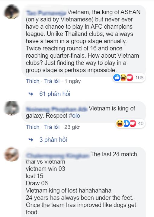 Tranh cãi nảy lửa khi AFC đăng ảnh Thái Lan là ông vua Đông Nam Á: Fan Việt phản bác mạnh mẽ, nhưng lý luận của đối phương lại chỉ ra sự thật đắng lòng-1